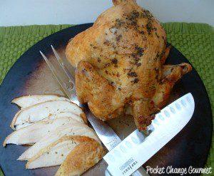 Roasting Chicken: Saving Time and Money