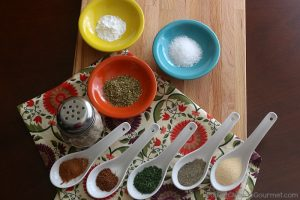 Homemade Greek Seasoning