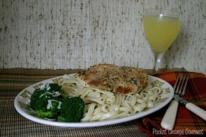 Parmesan Crusted Chicken with Hellmann's