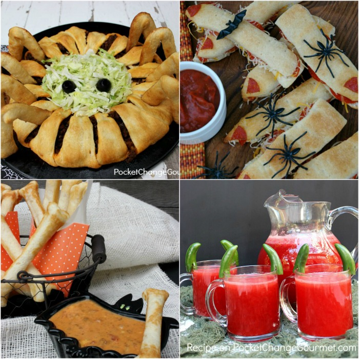 Spooky Halloween Food Recipes With Pictures