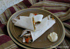 Jamaican Jerk Chicken Fajitas and Our Menu Plan