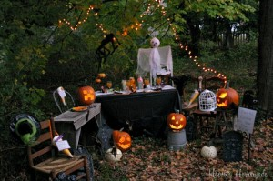Halloween Party Food and Our Menu Plan