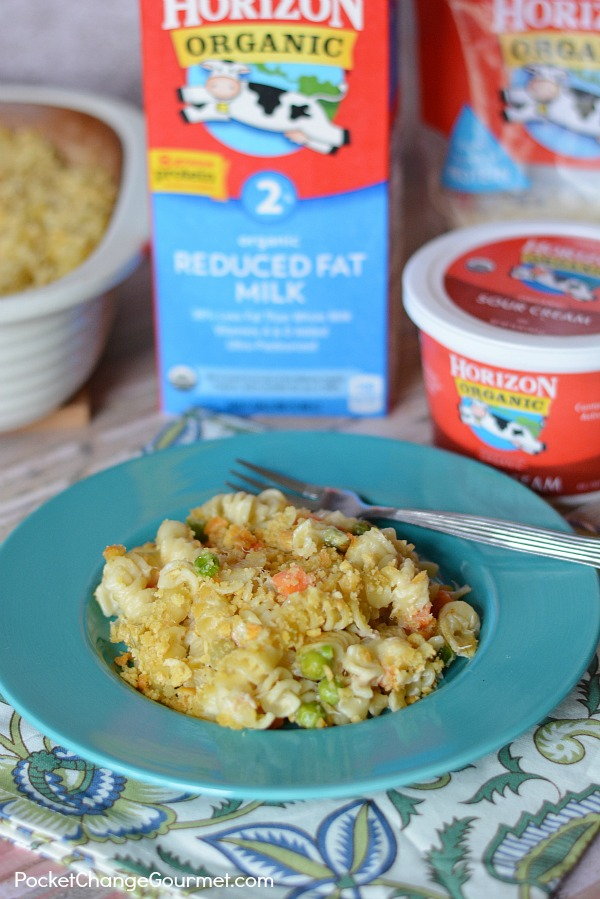 This easy to make dinner recipe will have your family asking for seconds - and maybe thirds! Tuna Macaroni Casserole is a classic comfort food that is loaded with flavor without hurting your pocket book!