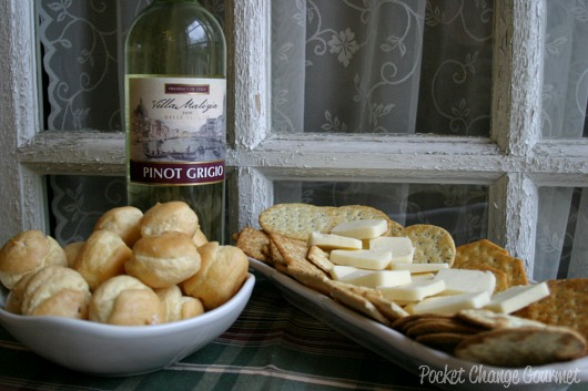 quick appetizer ideas and an aldi giveaway recipe pocket change
