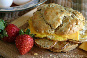 Ultimate Fried Egg Sandwich