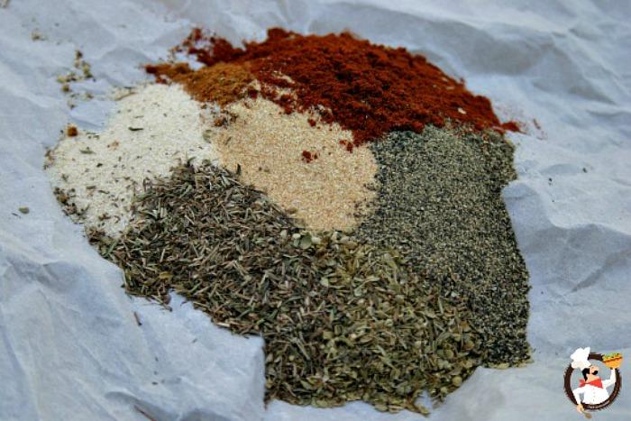 Grilling Spice Blend | Recipe on PocketChangeGourmet.com
