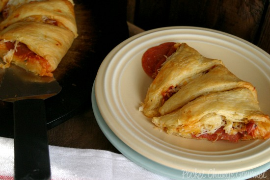pepperoni pizza ring and weekly menu plan recipe