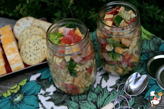 Deli Style Pasta Salad Recipe