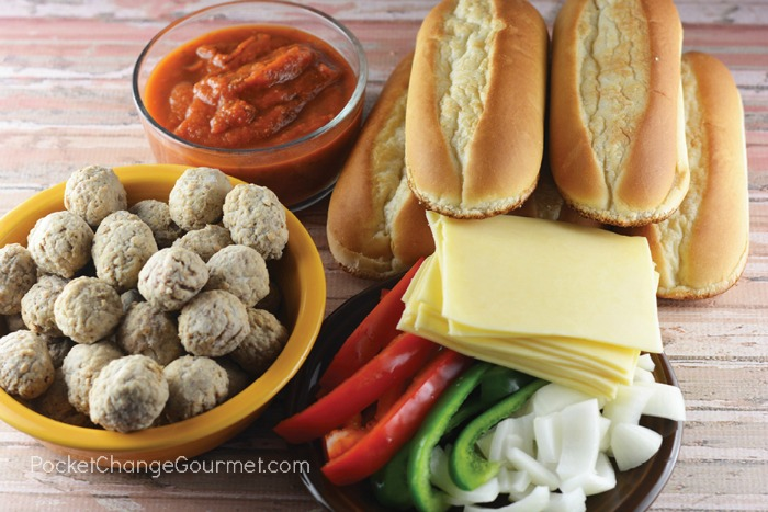 Meatball-Sub-ingredients