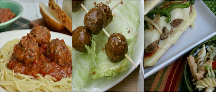 Meatballs Dishes