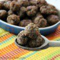 Homemade Meatballs | Recipe on PocketChangeGourmet.com