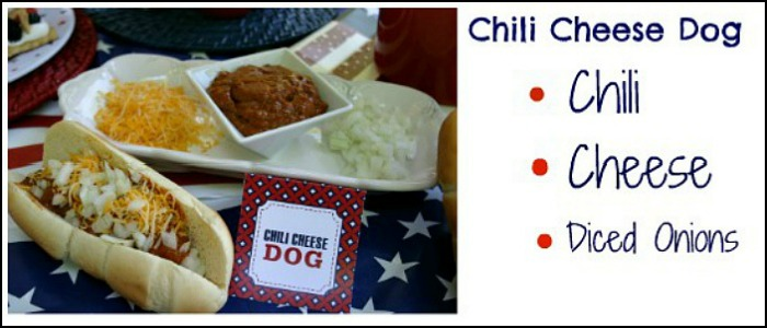 Gourmet Hot Dog Combinations