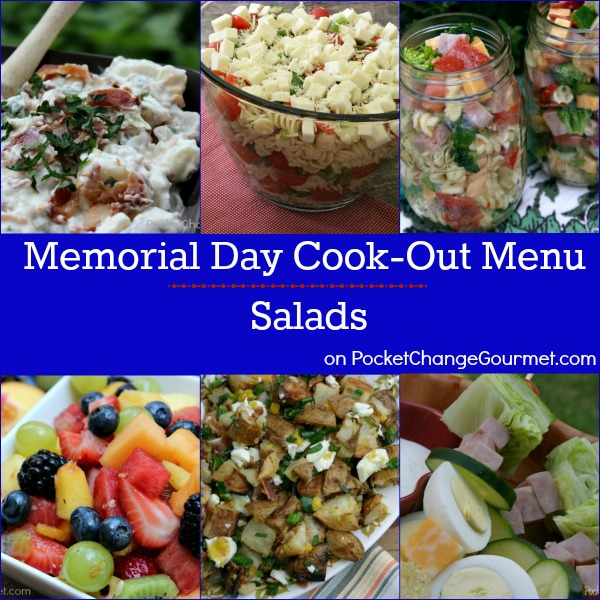 Memorial Day Cook-Out Food Recipe