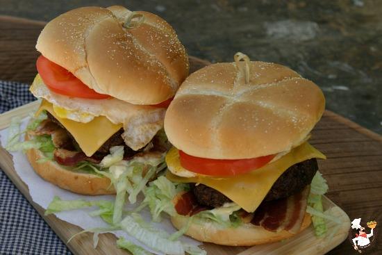 Royal Burger Pocket Change Gourmet