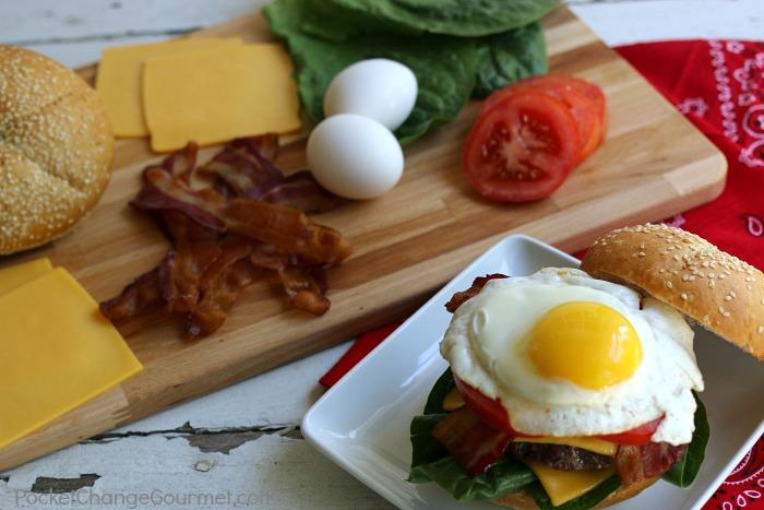 Royal Burger Recipe