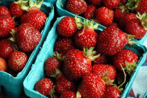Farmer's Market Friday: Strawberries