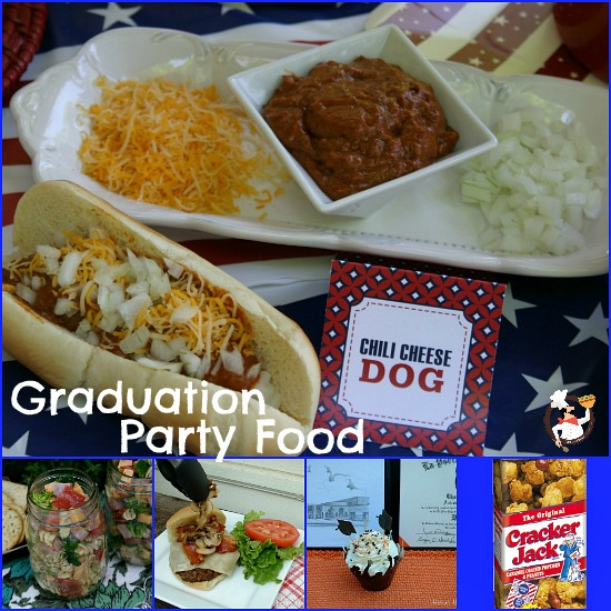 Graduation Party Menu and Weekly Menu Plan Recipe | Pocket ...