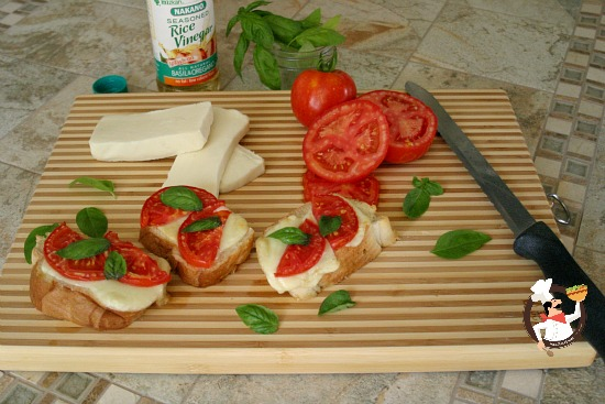 Easy italian bruschetta pocket change gourmet i never thought that a recipe forumfinder Gallery