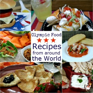 Olympics 2012 pocket change gourmet olympic food recipes from around the world forumfinder