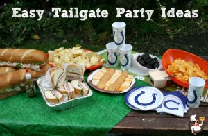 Tailgate Friday Archives   Pocket Change Gourmet