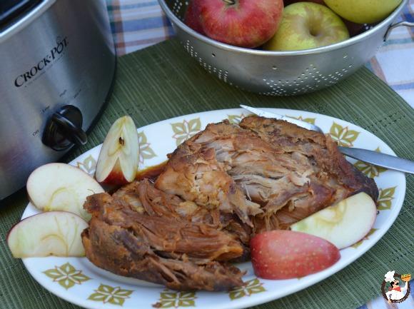 Savory Pork Loin Recipe :: PocketChangeGourmet.com