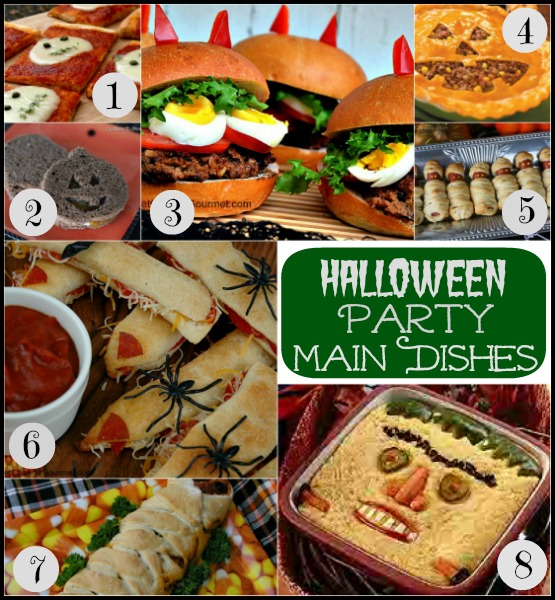 Halloween Dinner Party Ideas.Halloween Food Scarecrow Tostadas Pocket Change Gourmet