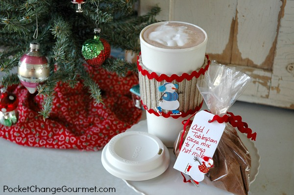 Hot Cocoa Mix and Mug Cozy: Gifts from the Kitchen Recipe | Pocket ...
