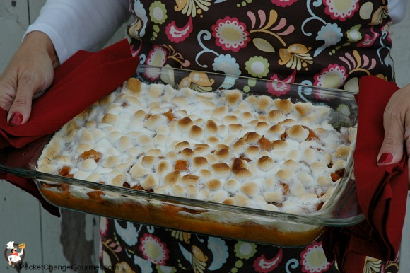 Candied Sweet Potato Casserole With Marshmallows Recipe Pocket