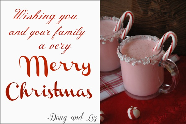 Merry Christmas to you and your family Recipe | Pocket Change Gourmet