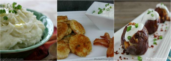 Favorite Potato Recipes on PocketChangeGourmet.com