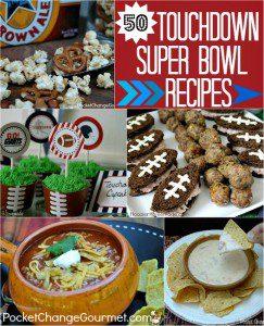 50 Super Bowl Recipes