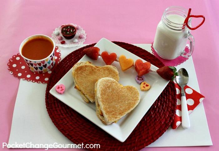 Valentine's Day Lunch
