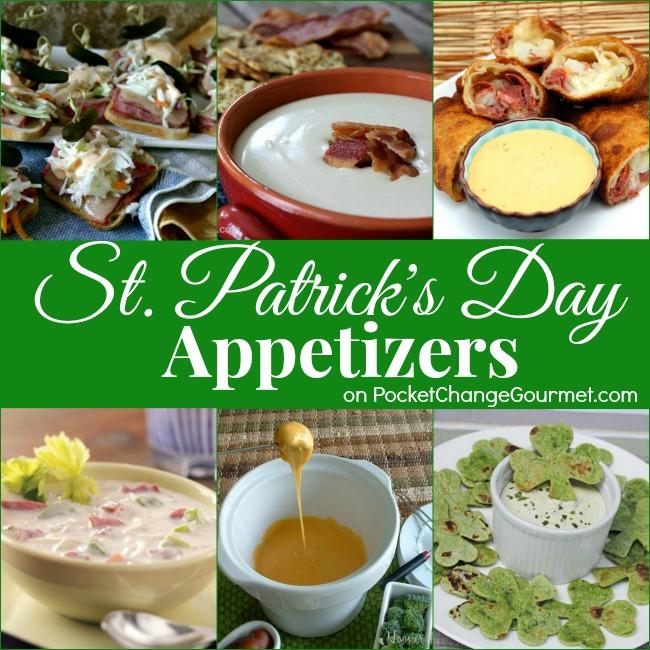 St. Patrick's Day Appetizer Recipes