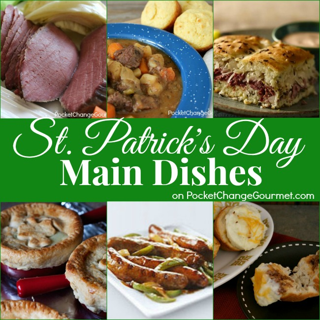 St. Patrick's Day Main Dish Recipes