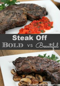 Choice Steaks; The Bold and the Beautiful