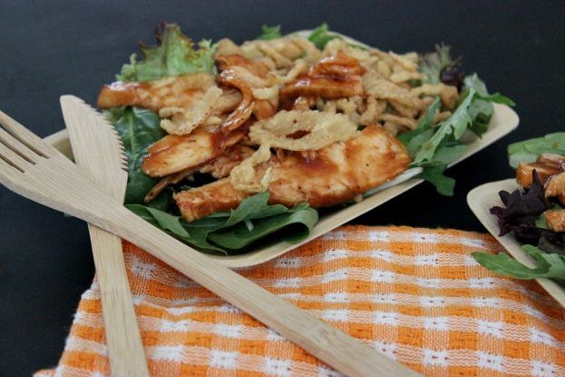 Barbecue Chicken Salad.LT.2