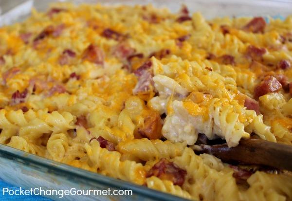 Easy Ham And Swiss Casserole Recipes — Dishmaps