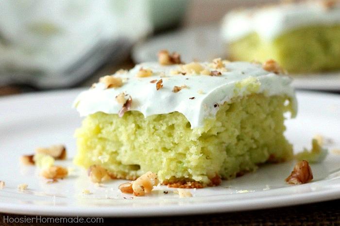 Pistachio Pineapple Cake.1