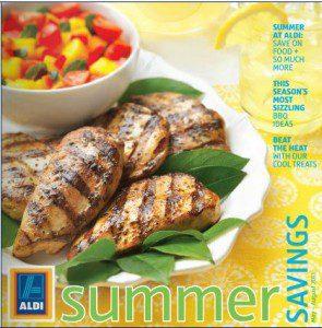 ALDI Summer Catalog