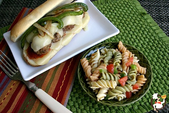 Meatball-Pizza-Subs
