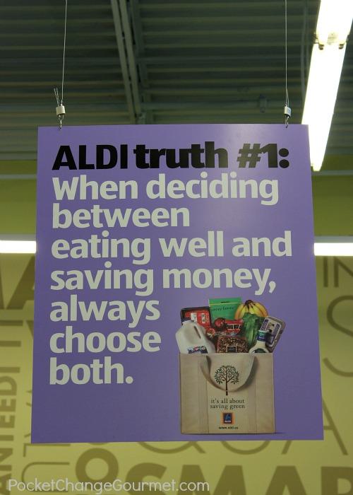 ALDI Store Tour