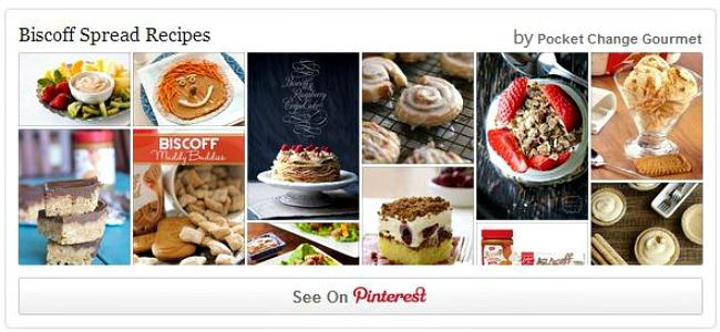 Biscoff Pinterest Board