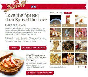 Biscoff Spread the Love Contest