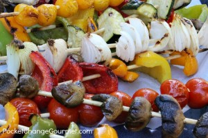 How to Grill the Perfect Summer Vegetables