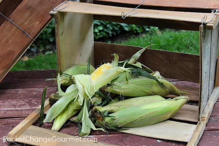 Sweet Corn Recipes: PocketChangeGourmet