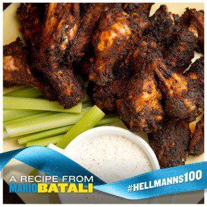 Hellmann's Chicken Wings