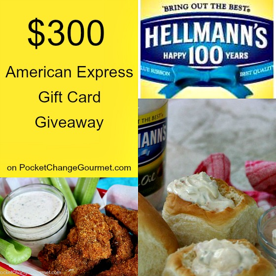Hellmann's 100th Anniversary giveaway