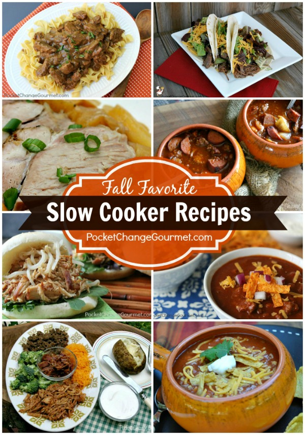 The easiest meals you will make are in your Slow Cooker! Your Slow Cooker is one of the best time and money saving appliances in your kitchen! Soups - Chicken - Beef - Pork and more are included in these Slow Cooker Recipes!