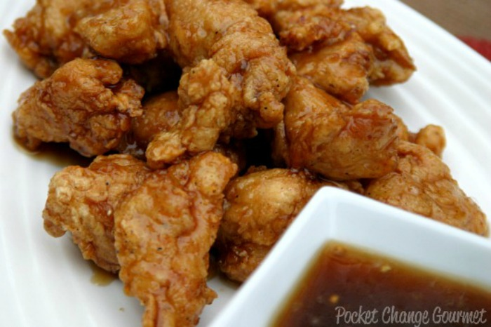 Shanghai Wings :: Recipe on PocketChangeGourmet.com