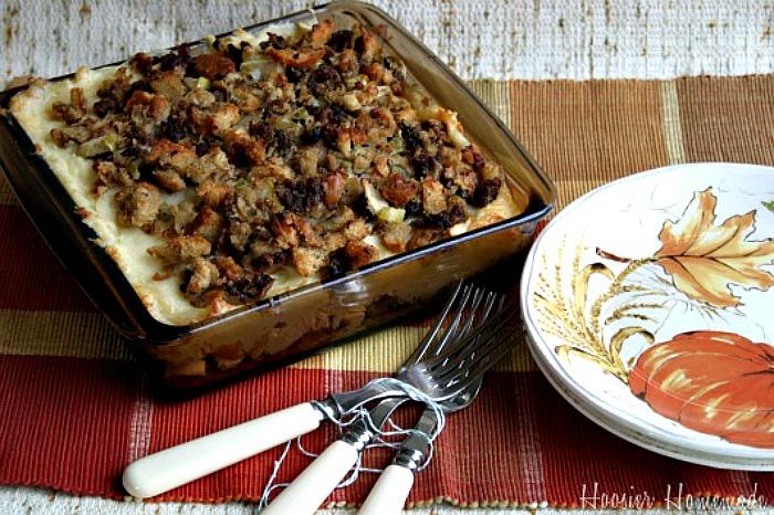 Turkey Casserole |  Recipe on PocketChangeGourmet.com